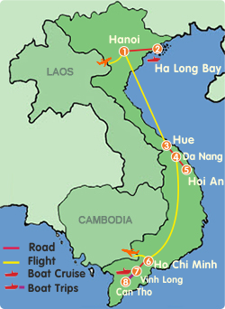 The best of Vietnam – 12 days